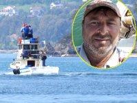 Sinop'ta denize açılan balıkçı Suat Öztuğrul kayboldu