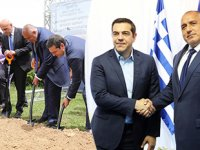 Bulgaristan-Yunanistan Doğalgaz Boru Hattı'nın temeli atıldı