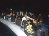 Bodrum'da 85 düzensiz göçmen yakalandı