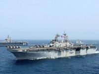 İran, ABD'yi gemilerini batırmakla tehdit etti