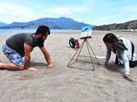 İztuzu Plajı'ndaki caretta caretta yuva sayısı 28'e ulaştı