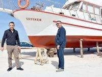 Sinop'ta gezi tekneleri yaz sezonuna hazırlanıyor
