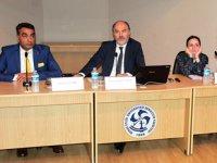 DEÜ'de 'Koster Armatörlüğü ve İşletmeciliği' konferansı düzenlendi