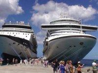 İzmir'de kruvaziyer turizmin gelişmesi için hiçbir çalışma yapılmadı