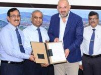 Anadolu Tersanesi ile Hindistan Tersanesi 2,3 milyar dolarlık anlaşma yaptı
