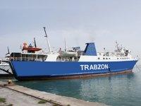 Trabzon-Soçi deniz ulaşımı yine ertelendi