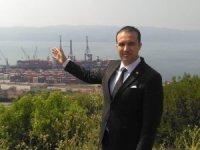 Kocaeli limanlarına yılda 11 bin adet gemi yanaşıyor