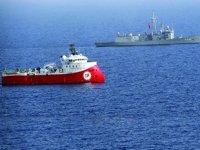 Türkiye, Doğu Akdeniz'de kirli oyunlara geçit vermeyecek