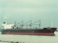 İskenderun Gemi İşletmeciliği, M/V Toros M isimli gemiyi teslim aldı