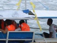 Güney Çin Denizi'nde Filipinler'e ait balıkçı teknesi battı