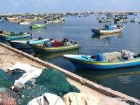 İsrail, Gazze sahillerini Filistinli balıkçılara yasakladı