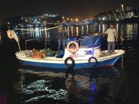 Halenur isimli tekne, İzmit Körfezi'nde sürüklendi