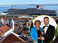 Global Ports Lizbon Kruvaziyer Limanı 'Avrupa'nın En İyi Kruvaziyer Limanı' seçildi