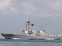 ABD, saldırıya uğrayan tankerlerin yanına USS Mason muhrip gemisini gönderdi
