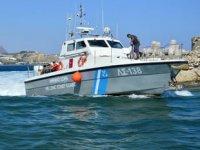 'Duru' isimli Türk teknesi, Yunanistan'da durduruldu: 2 gözaltı...