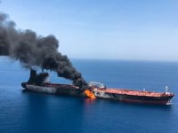 'Kokuka Courageous' tankerinin havadan vurulduğu iddia edildi