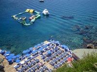 Antalya'da 'Mavi Bayrak'lı plaj sayısı 203'e yükseldi