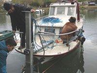 İznik Gölü'nde sürdürülen arkeo-sismik araştırmaları tamamlandı