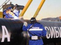 'Sibirya'nın Gücü' gaz sevkiyatına Aralık'ta başlayacak