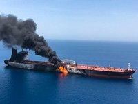 Saldırıya uğrayan Front Altair tankerinin mürettebatı Dubai'ye gönderildi