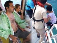 Kadıköy'de batan tekneden kurtulanın iş adamı Murat Goldştayn olduğu ortaya çıktı