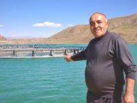 Van'da baraj göllerinde bin 360 ton üretim yapıldı