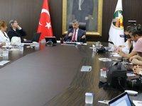 Kilimli'ye gemi söküm tesisi kurulması masaya yatırıldı