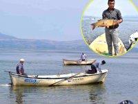 Manisalı balıkçılar 'Vira Bismillah' dedi