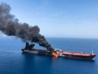 ABD, tanker saldırıları için yapışkan mayın kullanıldığını iddia etti