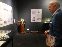 'Seyr-i Sefain İdaresi'nden Türkiye Denizcilik İşletmeleri'ne sergisi açıldı
