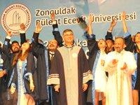 BEÜ Denizcilik Fakültesi'nde 'Mezuniyet Töreni' gerçekleştirildi