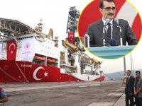 Yavuz gemisi, Dilovası'ndan sondaj için Akdeniz'e uğurlandı