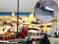 Sahil Güvenlik uçağının tespit ettiği göçmenler yakalandı