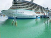 Crystal Cruises gemilerinde plastik çubukları yasakladı