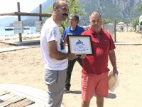 Antalya'da '2. Caretta Caretta İlk Yuva' etkinliği  düzenlendi