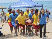 Kocaeli'de cankurtaranlar 68 kişiyi boğulmaktan kurtardı
