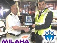Katarlı Milaha'nın BSX Servisi'ndeki tercihi MARDAŞ oldu