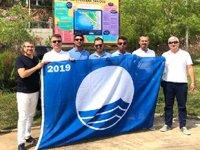 Kaş'ta 8 tesis ve plaj ile 6 yat 'Mavi Bayrak' almaya hak kazandı