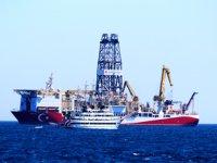 'Yavuz' Sondaj gemisi, Antalya açıklarına geldi