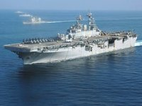 İran'a karşı ABD'nin amfibik gemi grubu bölgeye ulaştı