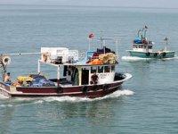 Akçakoca'da kıyı balıkçıları umduğunu bulamadı