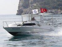 Antalya Körfezi'nde 7 gün 24 saat deniz suyu denetimleri yapılıyor