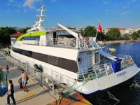GESTAŞ, Erdek'ten Avşa ve Marmara'ya deniz otobüsü seferlerine başlıyor