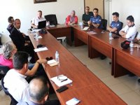 Altınova'da yasak su ürünleri avcılığı masaya yatırıldı