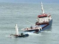 'Yusuf Celal' isimli gemi, battığı yerden çıkarıldı