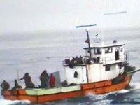 Romanya'da batan 'Baba Şenol' isimli tekne sudan çıkarıldı