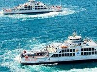 İDO'nun Tekirdağ-Marmara Adası-Avşa Adası hattı açılıyor