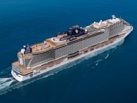 MSC Seashore'un Batı Akdeniz destinasyonu satışları başladı
