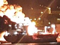 Aliağa'daki tanker patlamasında ölen mürettebatın kimliği belli oldu