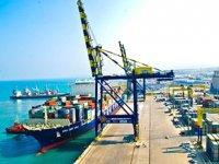 Irak'ın yeni ticaret kapısı İskenderun Limanı oldu